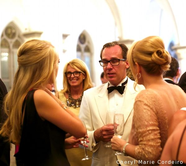 A magic night at CHIJMES. The Swedish Business Association Singapore (SBAS) Mid-Winter Ball, 2014