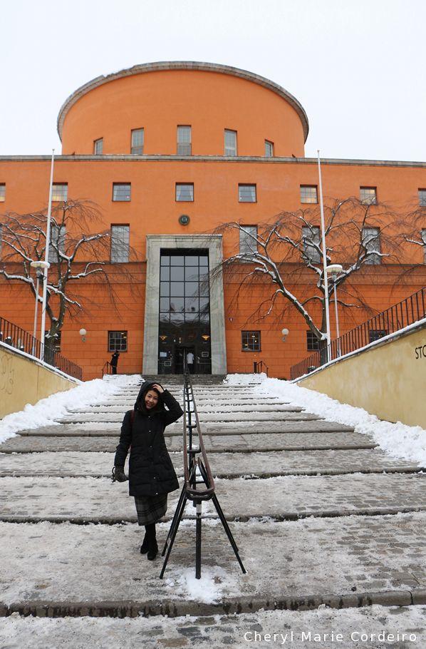 Cheryl Marie Cordeiro, Stockholms stadsbibliotek