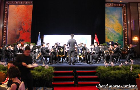 United Nations Association of Singapore (UNAS) – Celebrating its 40th Anniversary Gala Dinner, Singapore 2010