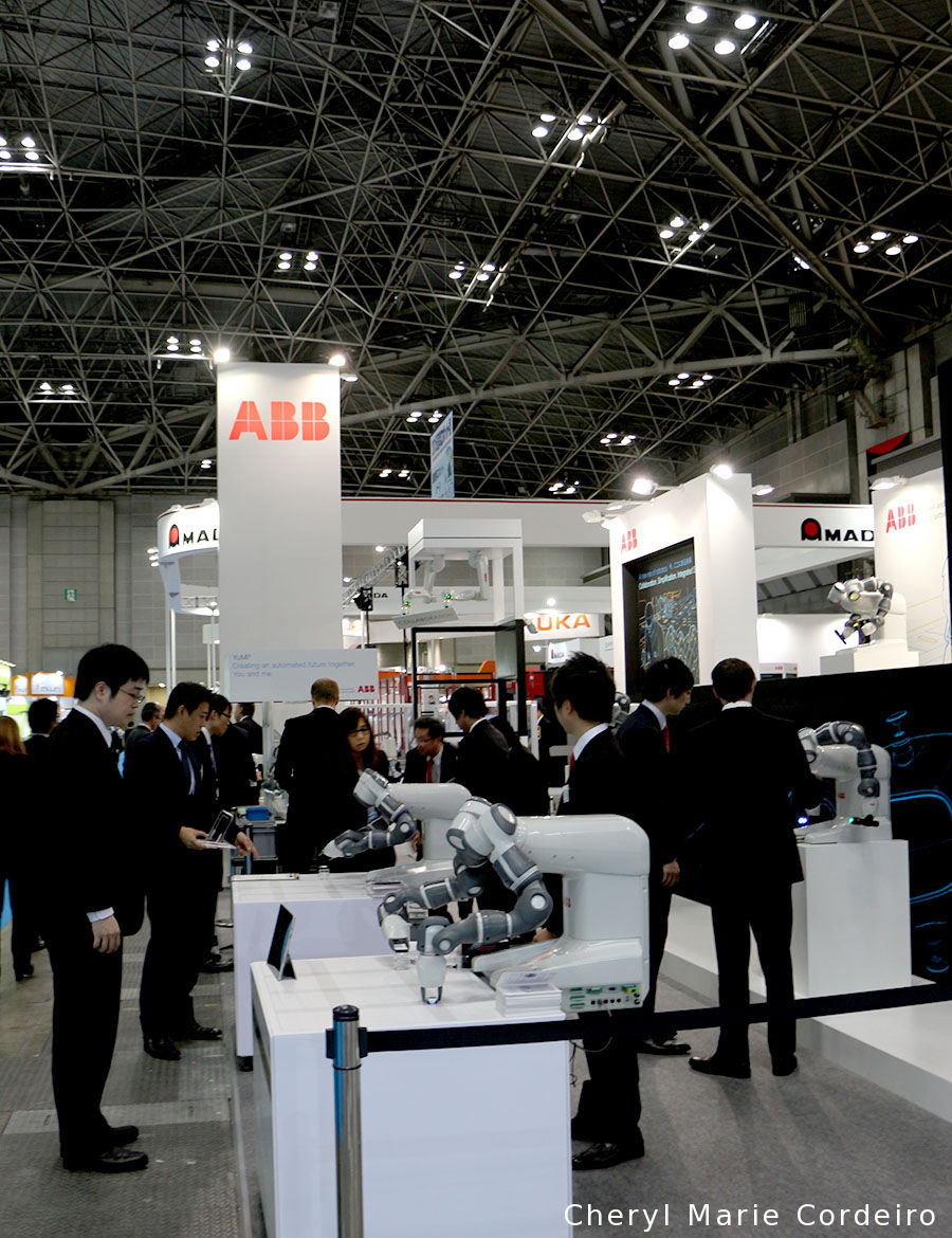 iREX Robot Summit 2015