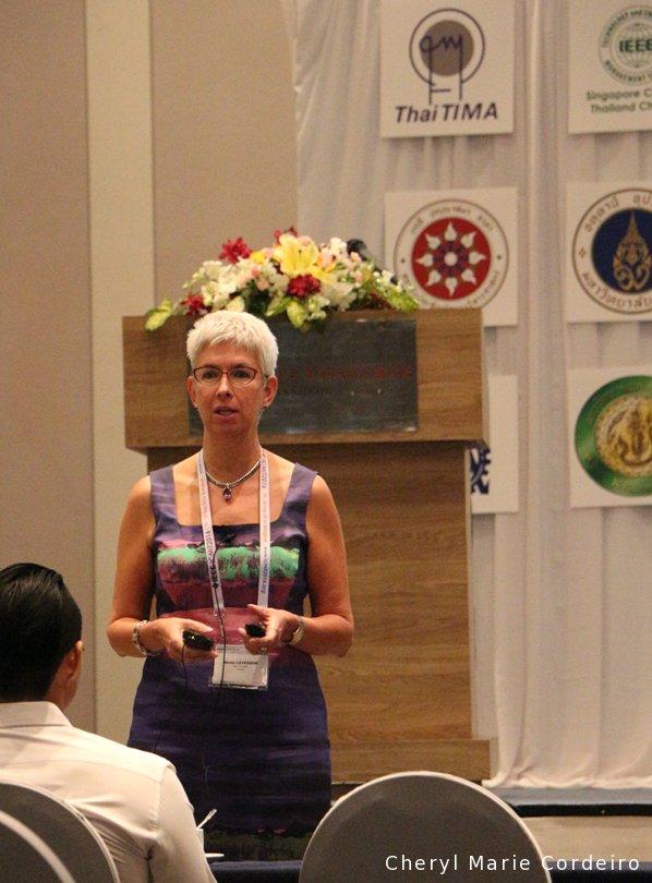 ICMIT 2016 conference, Bangkok, Thailand.